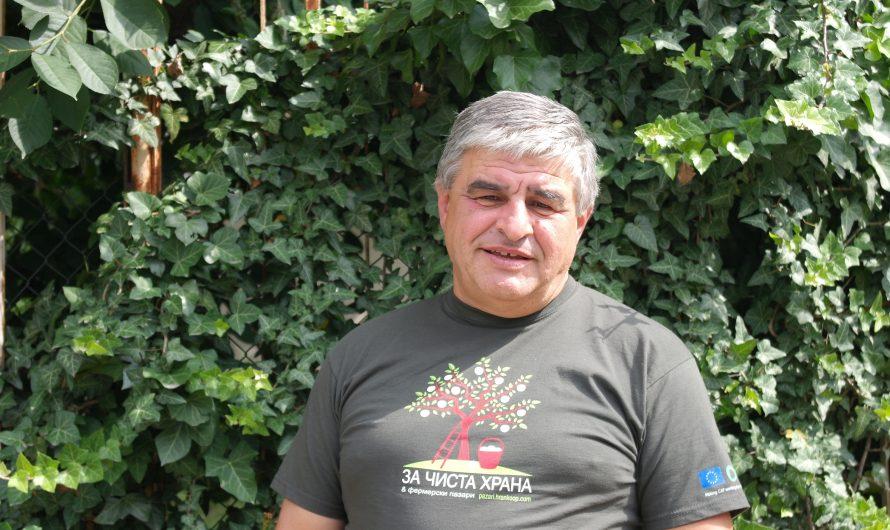 Младен Илиев: Биосертификатът се защитава с много труд и честност